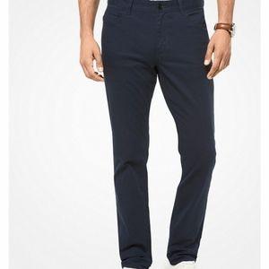Michael Kors - Parker Slim-fit Pants 30x32